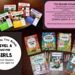Struggling Reader & Writer Girl Bundle