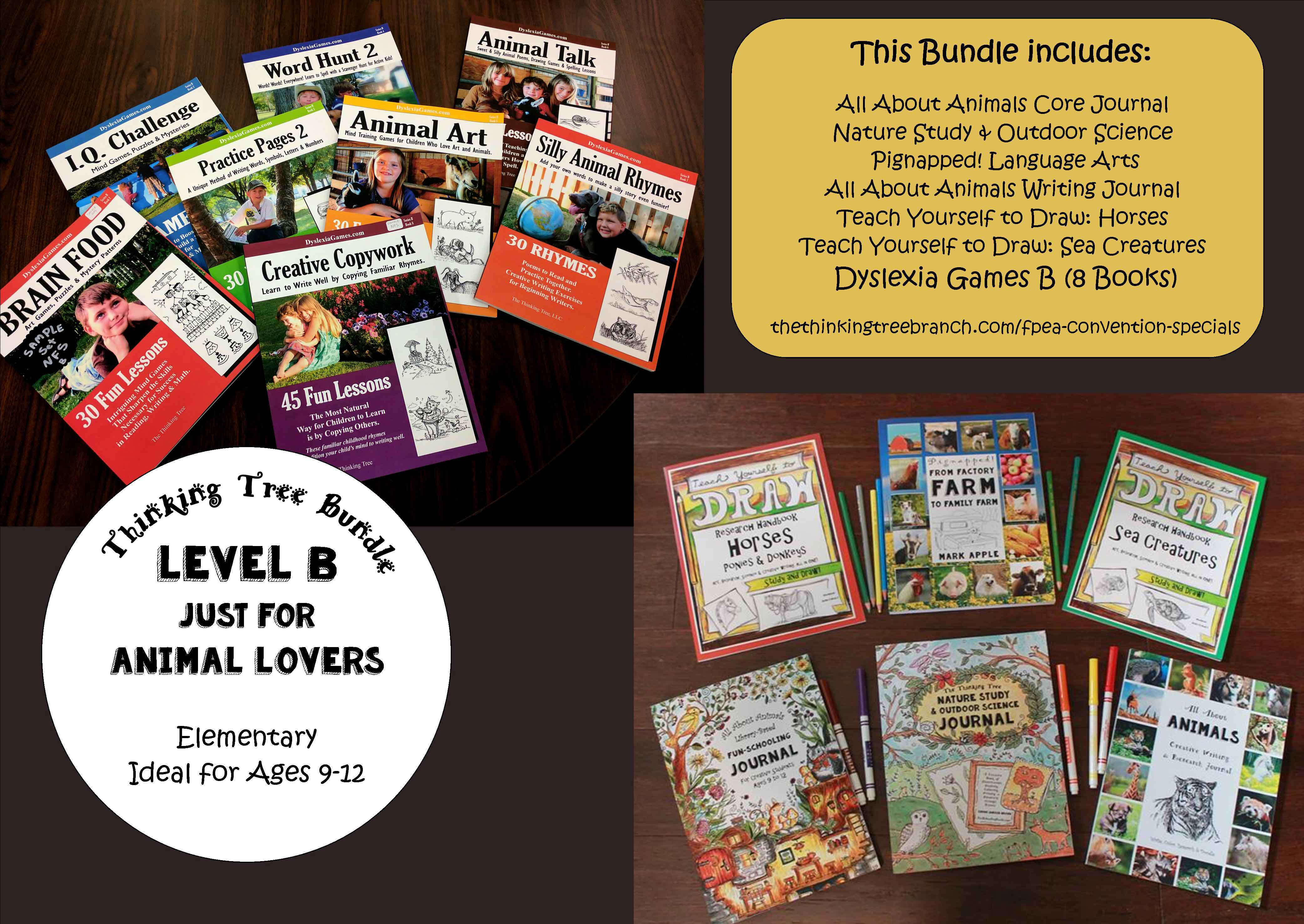 Shop bundles the thinking tree branch all about animals writing journal teach yourself to draw horses teach yourself to draw sea creatures dyslexia games b solutioingenieria Choice Image
