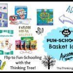 Fun Schooling Math Basket Ideas