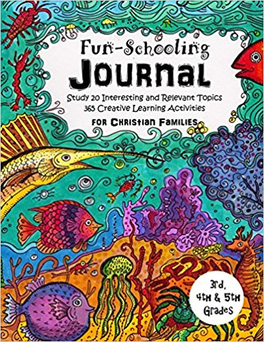 Fun Schooling Journal For Christian Families