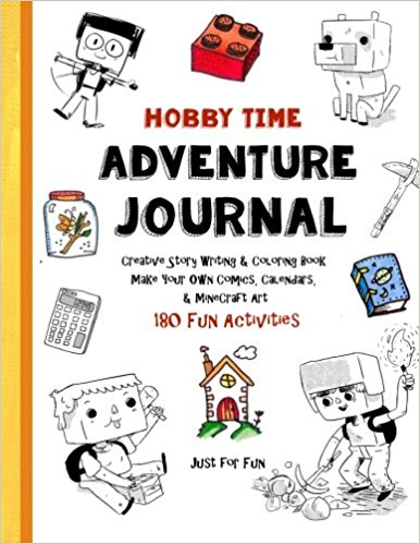 Hobby Time Adventure Journal