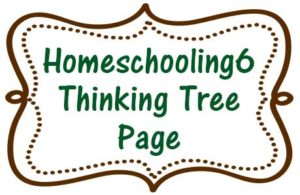 Homeschooling6 Thinking Tree Page
