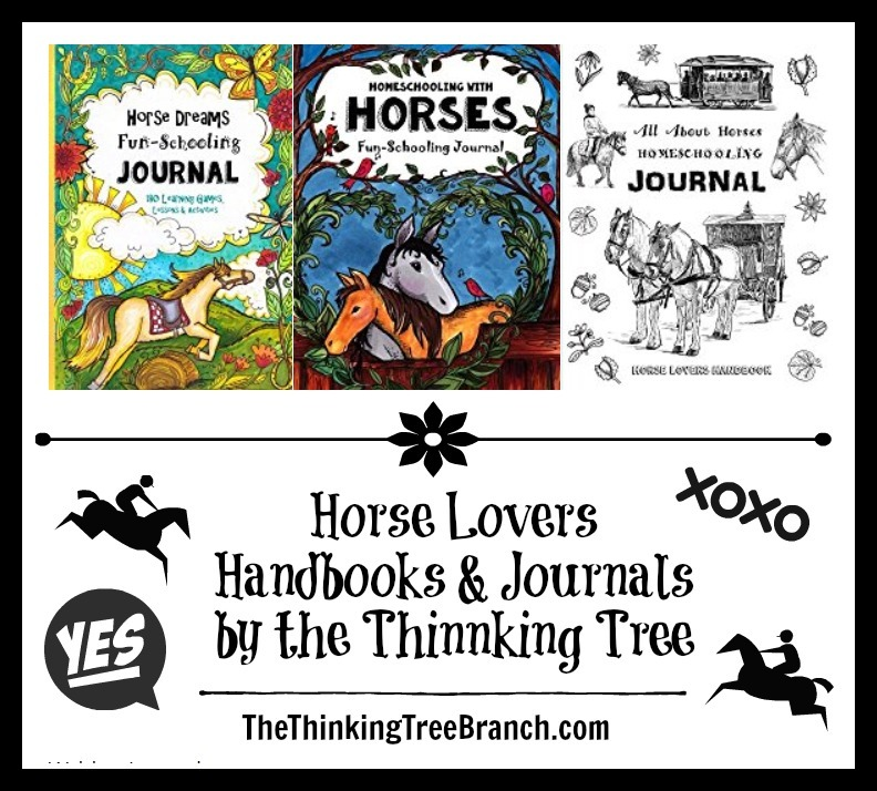 Horse Lovers by Thinking Tree
