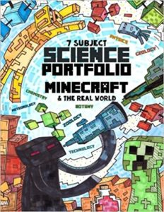 Minecraft 7-subject Portfolio