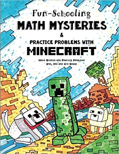 Minecraft-MathMysteries