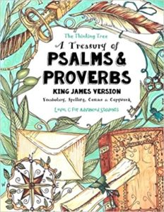 A Treasury of Psalms & Proverbs KJV