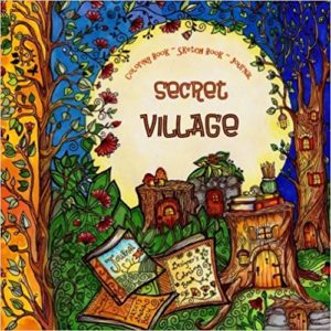 Secret Village Sketchbook
