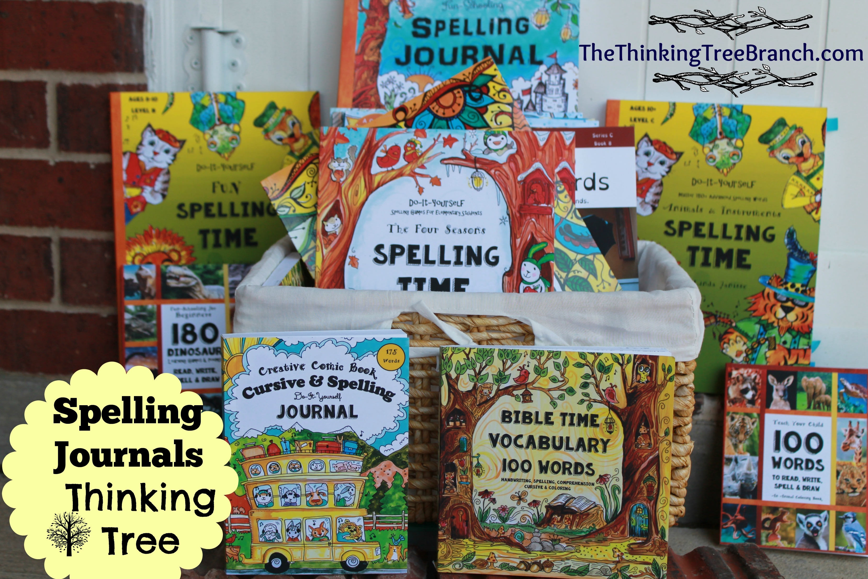 The Thinking Tree Spelling