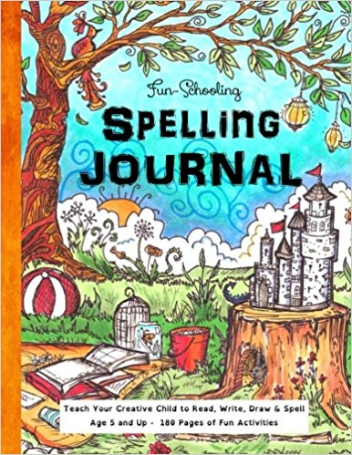 Thinking Tree Spelling Journal