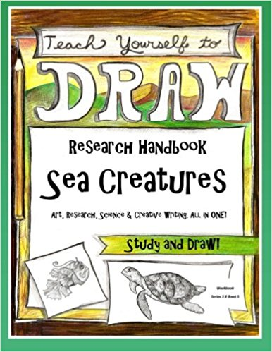 Teach Yourself to Draw Sea Creatures Research