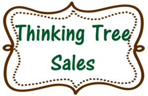 Thinking Tree Journal Sales