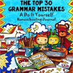 Top 30 Grammar Mistakes Thinking Tree Journal