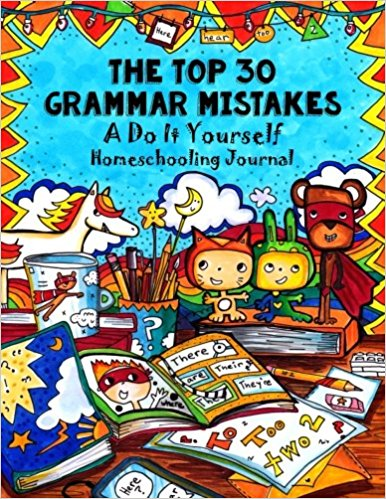 Top 30 Grammar Mistakes Thinking Tree Journal