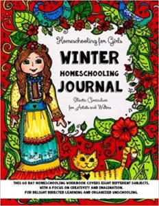 Winter Journal for Girls