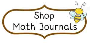 Shop Math Journals