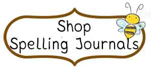 Shop Spelling Journals